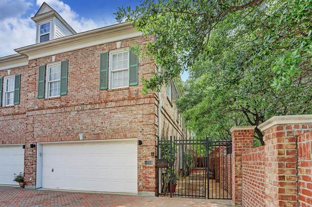 6731 Westchester Avenue, West University Place, TX 77005 (MLS #11613206) :: The Bly Team