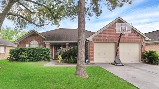 5614 Roserock Lane, Spring, TX 77379 (MLS #11616972) :: Caskey Realty