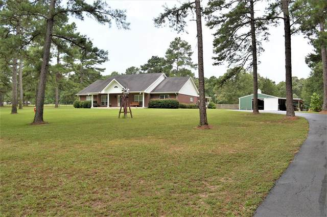 2887 Fm 350 North, Livingston, TX 77351 (MLS #11630336) :: The SOLD by George Team