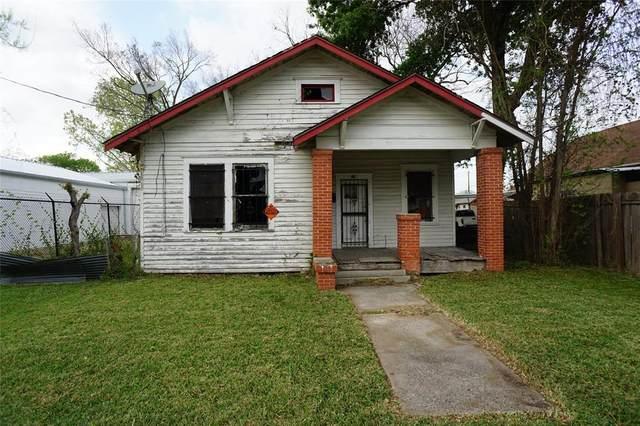 913 Panama Street, Houston, TX 77009 (MLS #11645023) :: Ellison Real Estate Team