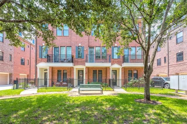 2110 Shearn Street #38, Houston, TX 77007 (MLS #11647048) :: The Freund Group