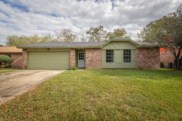 8418 Snowbank Drive, Houston, TX 77064 (MLS #11657473) :: The Bly Team