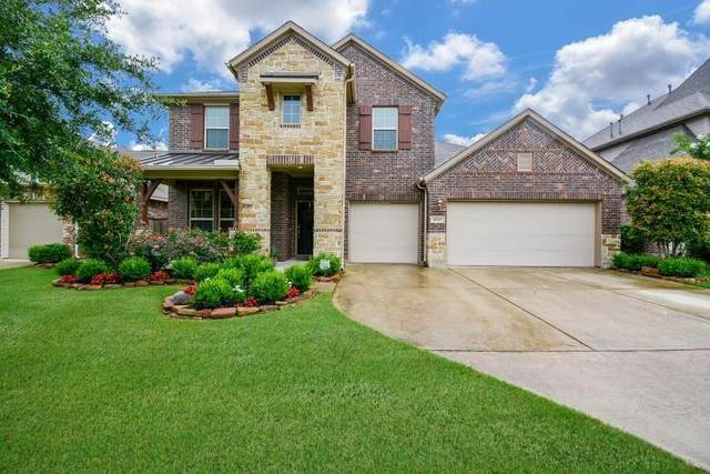 4843 Trickle Creek Drive, Fulshear, TX 77441 (MLS #11657776) :: The SOLD by George Team