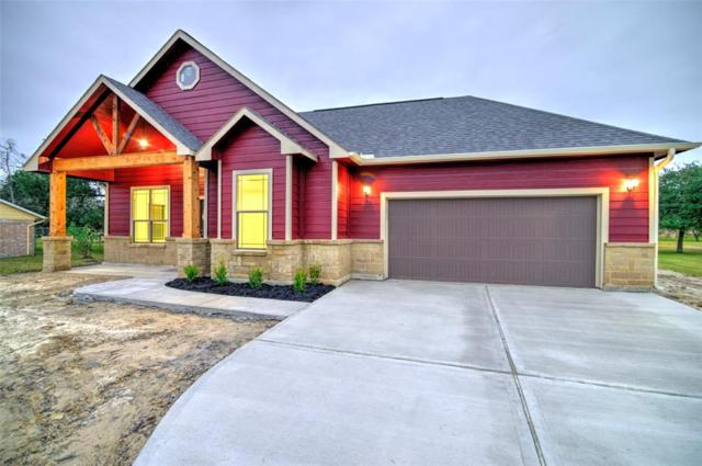 2802 County Road 962C, Alvin, TX 77511 (MLS #11690359) :: The Kevin Allen Jones Home Team