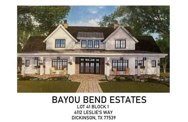 4112 Leslie's Way, Dickinson, TX 77539 (MLS #11699269) :: The Property Guys