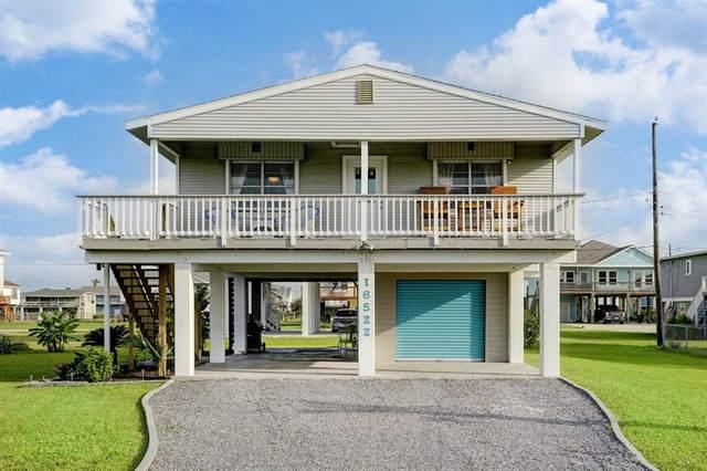 16522 Jean Lafitte Road, Jamaica Beach, TX 77554 (MLS #11727641) :: Bray Real Estate Group