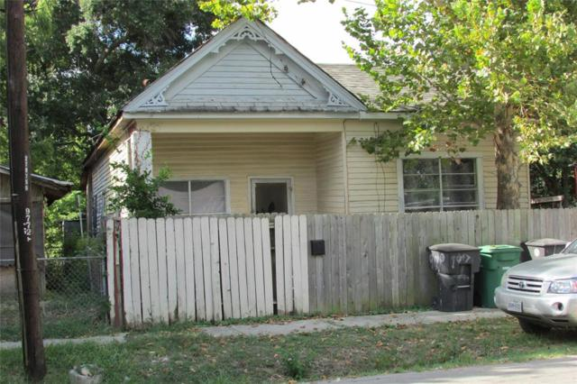 904 Harrington Street, Houston, TX 77009 (MLS #11730443) :: Texas Home Shop Realty