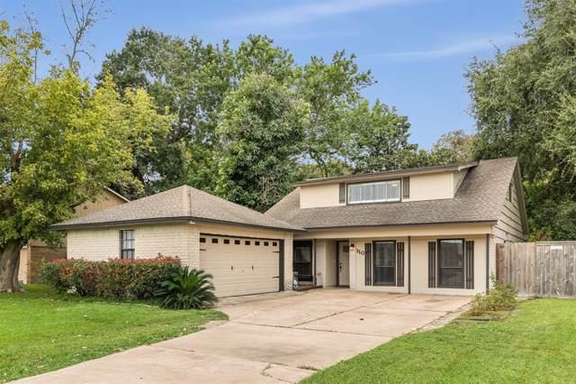 110 Nasturtium Street, Lake Jackson, TX 77566 (MLS #11734824) :: The SOLD by George Team