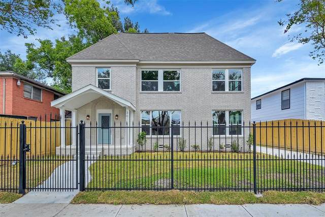 3011 Rosedale Street, Houston, TX 77004 (MLS #11752495) :: Connell Team with Better Homes and Gardens, Gary Greene
