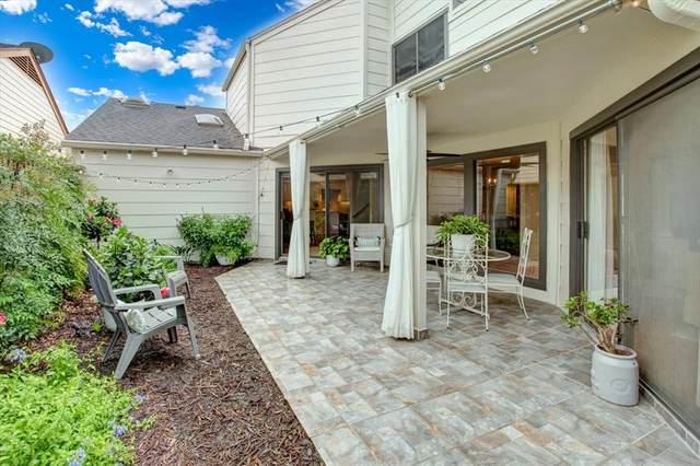 12800 Briar Forest Drive #29, Houston, TX 77077 (MLS #11754997) :: The Property Guys