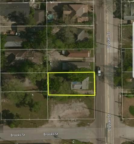 1607 Elysian Street, Houston, TX 77026 (MLS #11763583) :: The Parodi Team at Realty Associates
