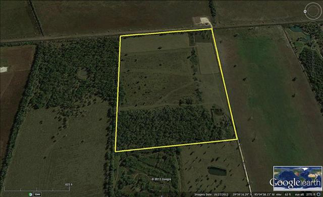 0 Fm 2100 Off Road, Crosby, TX 77532 (MLS #11768949) :: The SOLD by George Team