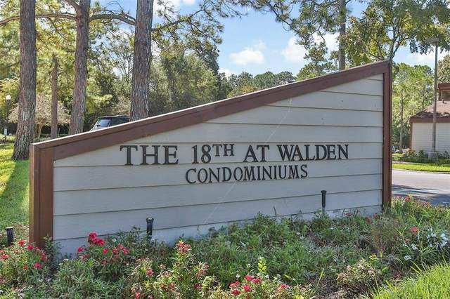 12900 Walden Road 509E, Montgomery, TX 77356 (MLS #11774717) :: The Parodi Team at Realty Associates