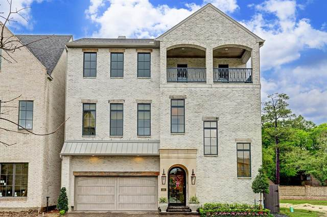 115 Memorial Parkview Drive, Houston, TX 77024 (MLS #11775367) :: The Freund Group