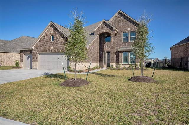 2618 Topsail Drive, Texas City, TX 77568 (MLS #11781625) :: The Freund Group