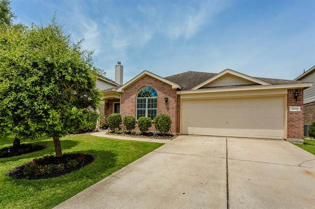 2606 Cottage Springs Drive, Pearland, TX 77584 (MLS #11793095) :: Ellison Real Estate Team