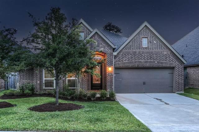 114 Sika Deer Lane, Conroe, TX 77384 (MLS #11805455) :: The SOLD by George Team