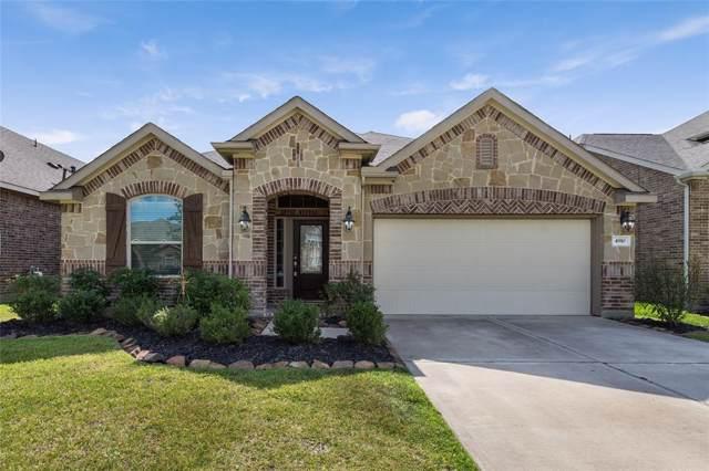 4910 Applewood Crest Lane, Rosharon, TX 77583 (MLS #11808444) :: The Queen Team