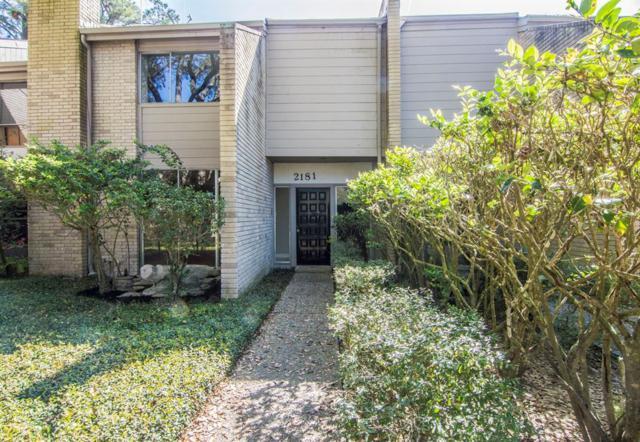 2181 Lake Village Drive, Kingwood, TX 77339 (MLS #11818864) :: Texas Home Shop Realty