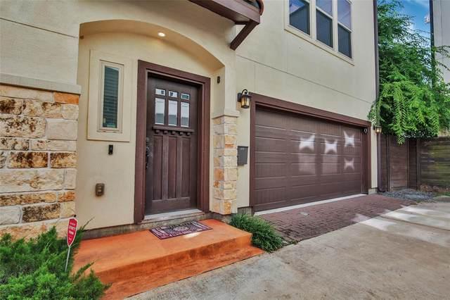 5743 Kansas Street B, Houston, TX 77007 (MLS #11839079) :: The SOLD by George Team