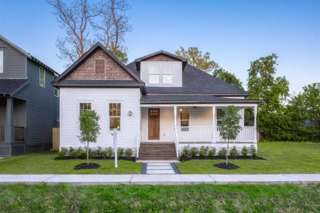 506 Cordell Street, Houston, TX 77009 (MLS #11854091) :: The SOLD by George Team