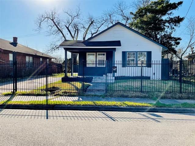2707 Jones Street, Houston, TX 77026 (MLS #11858297) :: Michele Harmon Team