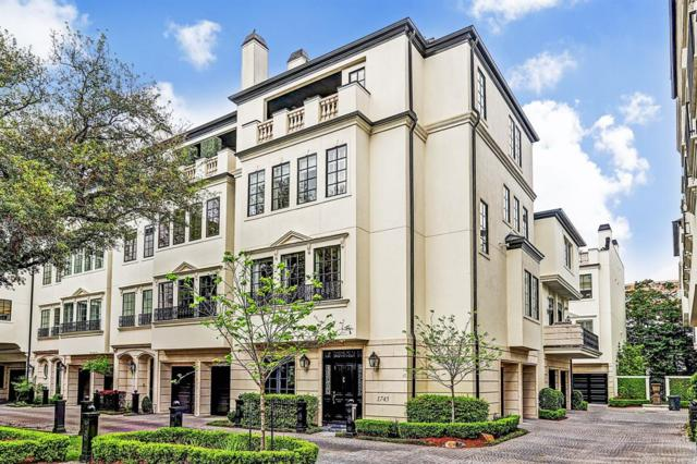 1745 Sunset Boulevard, Houston, TX 77005 (MLS #11860538) :: Texas Home Shop Realty
