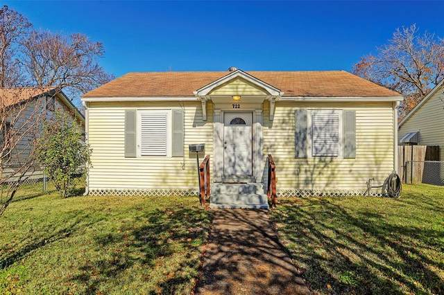 722 10th Avenue N, Texas City, TX 77590 (MLS #11868796) :: The SOLD by George Team