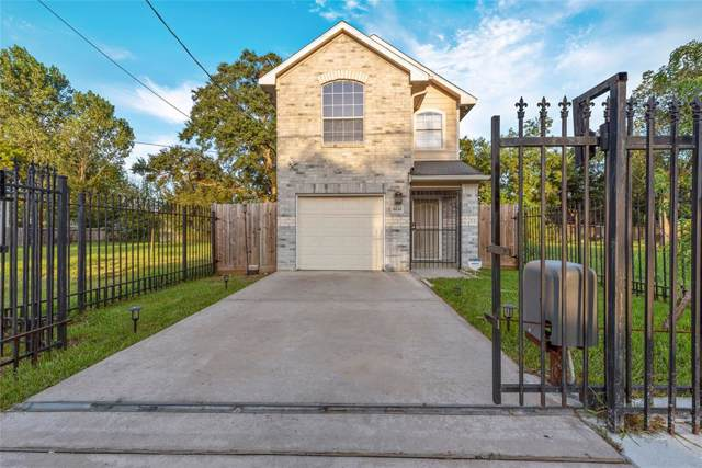 6630 Apollo Street, Houston, TX 77091 (MLS #11871782) :: Texas Home Shop Realty