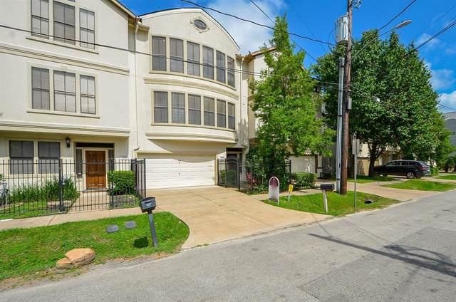 818 Reinicke Street, Houston, TX 77007 (MLS #11883477) :: The Freund Group