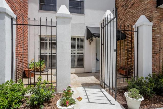 7917 Woodway Drive #11, Houston, TX 77063 (MLS #11895973) :: The Bly Team