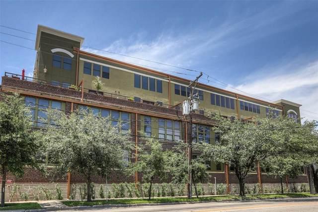 2323 Polk Street #306, Houston, TX 77003 (MLS #11899111) :: Caskey Realty