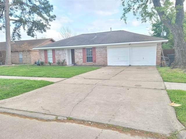 8819 Alcott Drive, Houston, TX 77080 (MLS #11909470) :: Texas Home Shop Realty