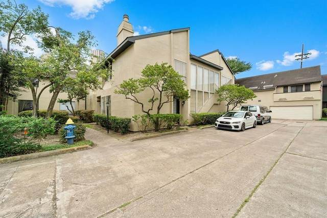 1116 Bering Drive #27, Houston, TX 77057 (MLS #11919697) :: Lerner Realty Solutions