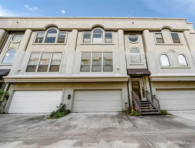 2414 Dorrington Street C, Houston, TX 77030 (MLS #11920500) :: Lerner Realty Solutions