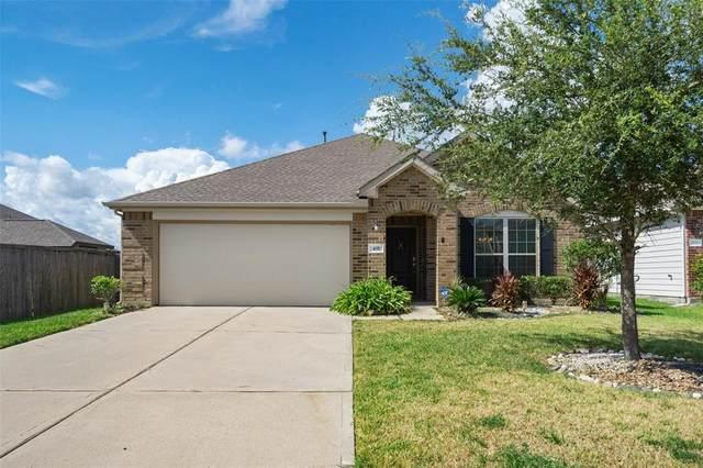 435 Arborglen Lane, La Marque, TX 77568 (MLS #11927292) :: Caskey Realty