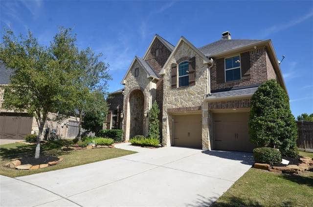 5703 Amherst Farms Lane, Fulshear, TX 77441 (MLS #11939396) :: The SOLD by George Team