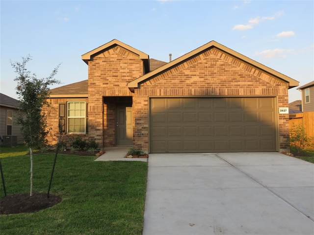 2627 Bedrock Lane, Missouri City, TX 77489 (MLS #11944868) :: The Queen Team