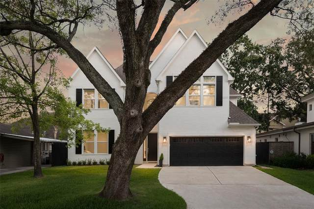 1643 Woodcrest Drive, Houston, TX 77018 (MLS #11946242) :: The Freund Group
