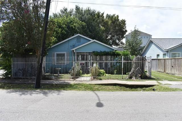 5115 Nett Street, Houston, TX 77007 (MLS #11958900) :: The Queen Team