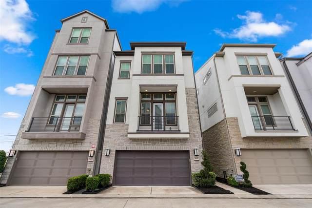 805 Algona Avenue, Houston, TX 77008 (MLS #11960734) :: Giorgi Real Estate Group