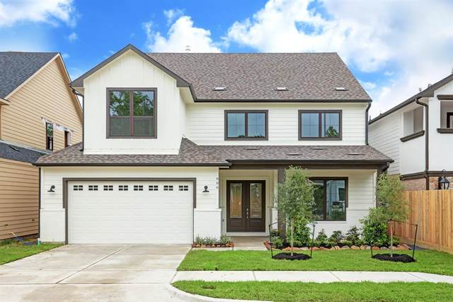 906 Walton Street, Houston, TX 77009 (MLS #11979043) :: Green Residential