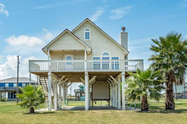 13201 Gulf Beach Drive, Freeport, TX 77541 (MLS #11991720) :: Green Residential