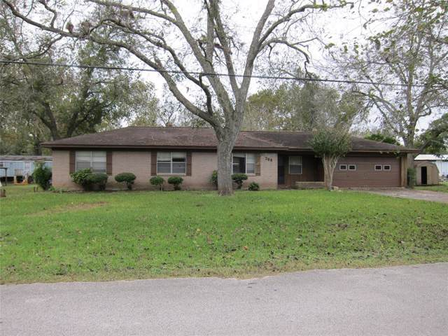 706 Greenwood Drive, Richmond, TX 77406 (MLS #11996366) :: The Jill Smith Team