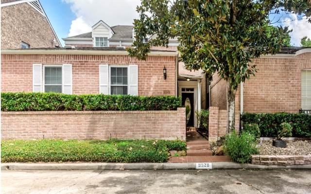 9528 Bayou Brook Street, Houston, TX 77063 (MLS #12000580) :: The Heyl Group at Keller Williams