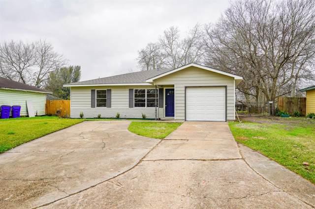 805 Horncastle Street, Channelview, TX 77530 (MLS #12004421) :: Ellison Real Estate Team