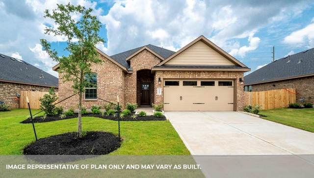 516 Campbell Drive, League City, TX 77573 (MLS #12007061) :: The Bly Team