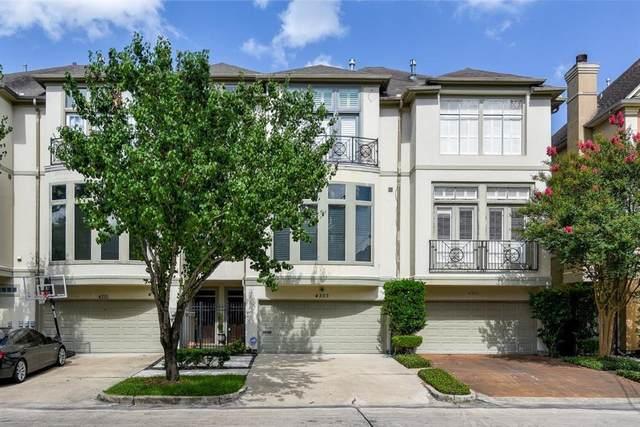 4303 Childress Street, Houston, TX 77005 (MLS #12007753) :: Caskey Realty