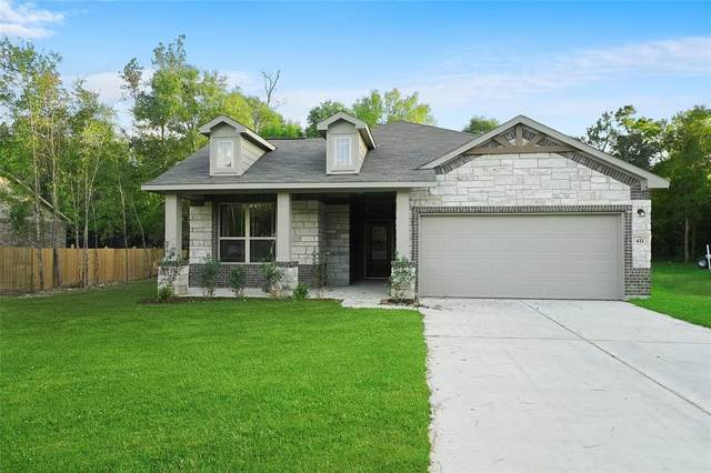 141 Road 6618, Dayton, TX 77535 (#12039665) :: ORO Realty