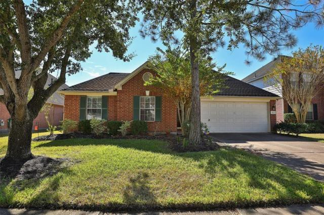 3522 Parkshire Drive, Pearland, TX 77584 (MLS #12042459) :: NewHomePrograms.com LLC
